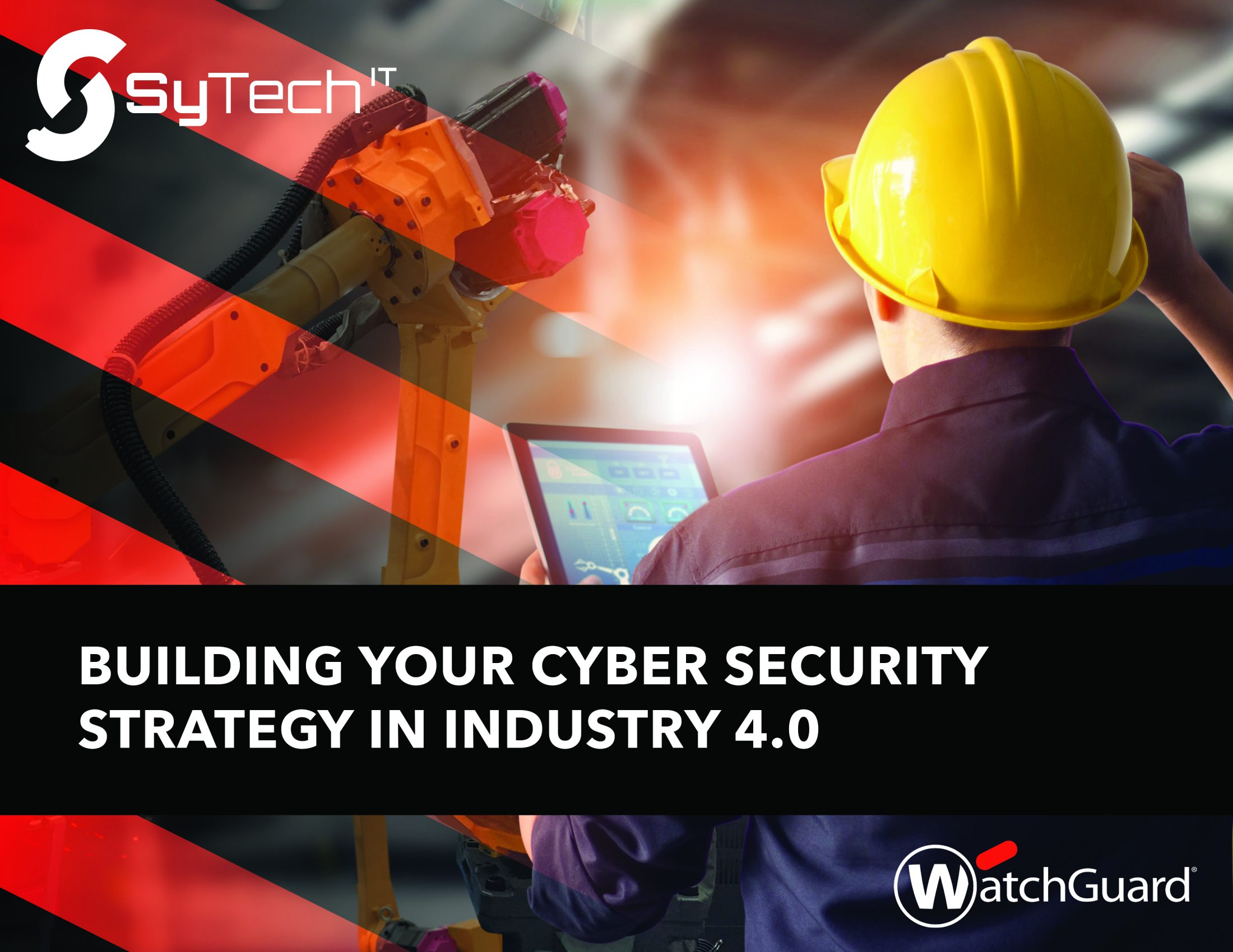 IOT Manufacturing Industry 4.0 Cyber Security